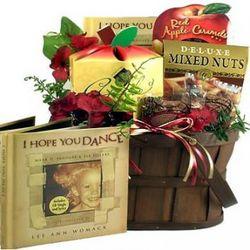 I Hope You Dance Gift Basket