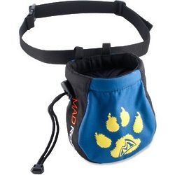 Kids' Paws Design Chalk Bag