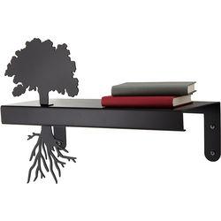 Steel Tree Wall Shelf