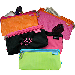 Zip Zip Bagg Cosmetic Bag