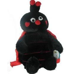 "14"" Plush Ladybug Love Bug"