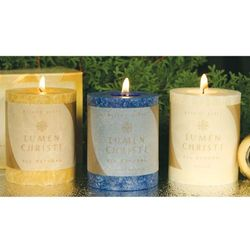 Gold, Frankincense and Myrrh Candles