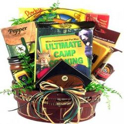 Happy Campers Gift Basket