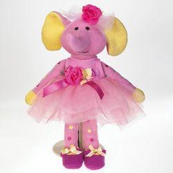 Ellie Knitbeary Plush Elephant Decoration