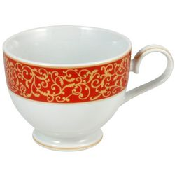 Parchment Rouge Teacup