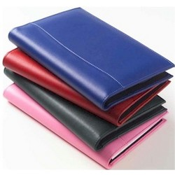 Colorful Junior Padfolio without Zippered Closure