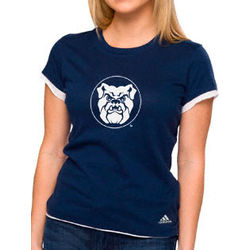 "Butler Bulldogs Women's ""Loud & Proud"" Tissue Tee"