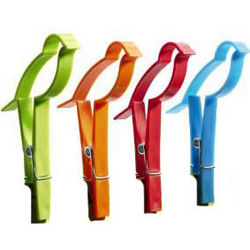 Sparrow Clips Clothespin Hooks