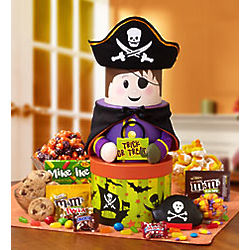 Trick or Treat Pirate Tower of Sweets