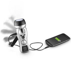 Power Up 4-in-1 Flashlight and Phone Charger