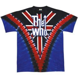 The Who Long Live Rock Union Jack T-Shirt