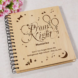 Engraved Prom Night Photo Album
