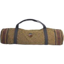 Nature's Passion Cotton Yoga Mat Bag