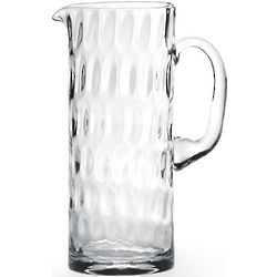 Pebblestone Crystal Pitcher
