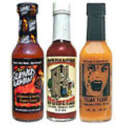 Hot Sauce of the Month Club