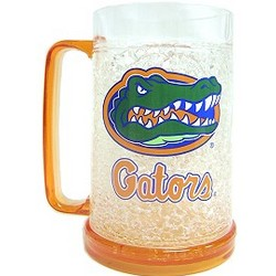 Florida Gators Crystal Freezer Mug