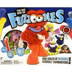Fuzzoodles Big Box Plush Construction Kit
