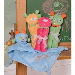 Personalized Monster Lovie