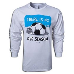 No Off Season T-Shirt