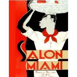 Salon Miami Vintage Cuban Ad Print