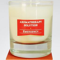 Emergency Aromatherapy Solution Candle