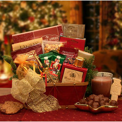 The Little Drummer Holiday Gift Basket