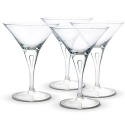 Block Karlstad Martini Glasses