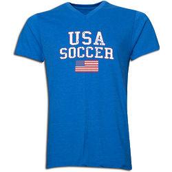 USA Soccer Replica V-Neck T-Shirt