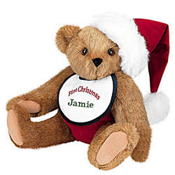 "15"" Baby's First Christmas Teddy Bear"