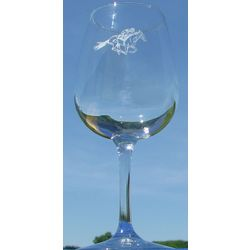 Tasters Race Horse Wine Glassware Set