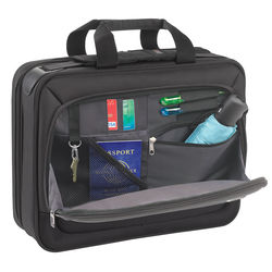 Solo Smart Strap™ CheckFast™ Laptop Portfolio Case