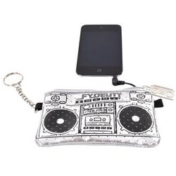 Le Boom Box Pocito Phone/ MP3 Case with Built-In Speaker