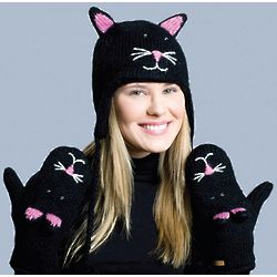 Cozy Kitty Hat