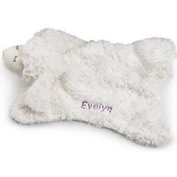 Sleepy White Lamb Blanket