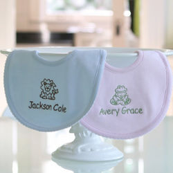 Personalized Baby Bib