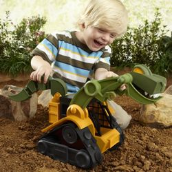 T-Rex Skid Loader Toy