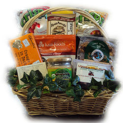 Get Well Healthy Gift Basket