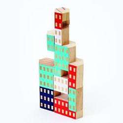 Blockitecture Habitat Design Toys