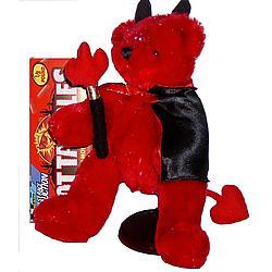 red hot devil bear   findgift