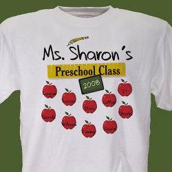 Teacher's Class T-Shirt