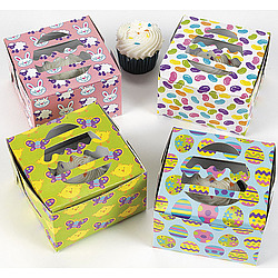Easter Cupcake Boxes
