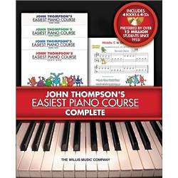 Easiest Piano Course Book