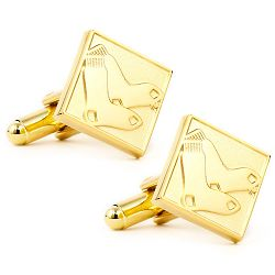 Red Sox Gold Edition Cufflinks