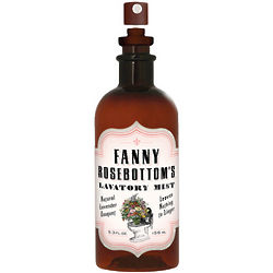 Fanny Rosebottom's Lavatory Mist