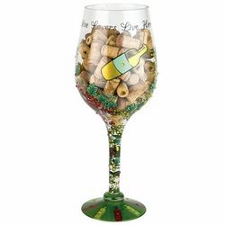 Giant Connoisseur Wine Glass