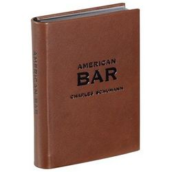 American Bar Leather Bound Book