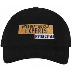 MythBusters Experts Embroidered Hat