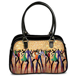 Dance the Night Away Handbag