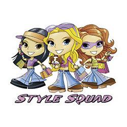 Style Squad Girls Shopping T-Shirt