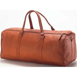 Medium Leather Duffel